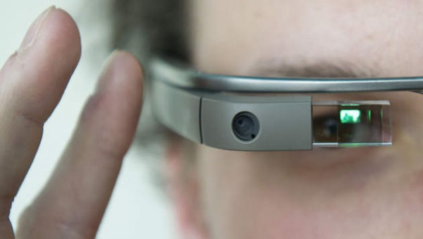 Hacking Google Glass with QR Code to sniff data