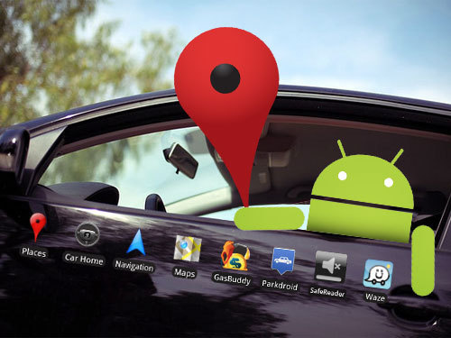 android-in-cars