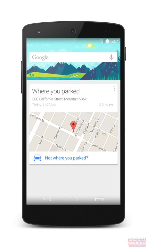 google-now-where-you-parked