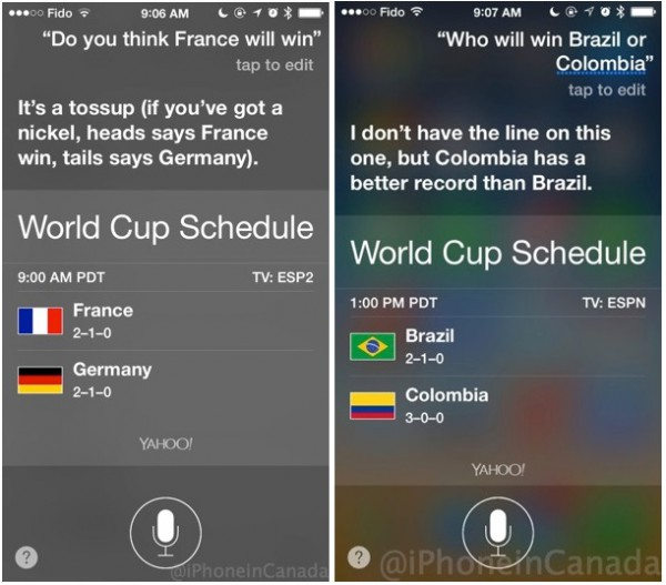 siri prediction