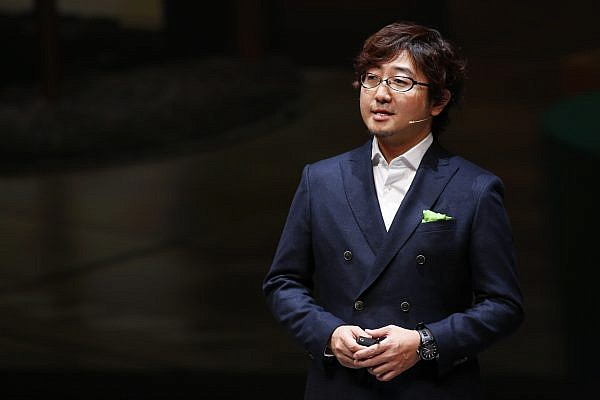 Akira Morikawa_Chief Executive Officer of LINE Corporation