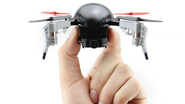 Drone-in-hand