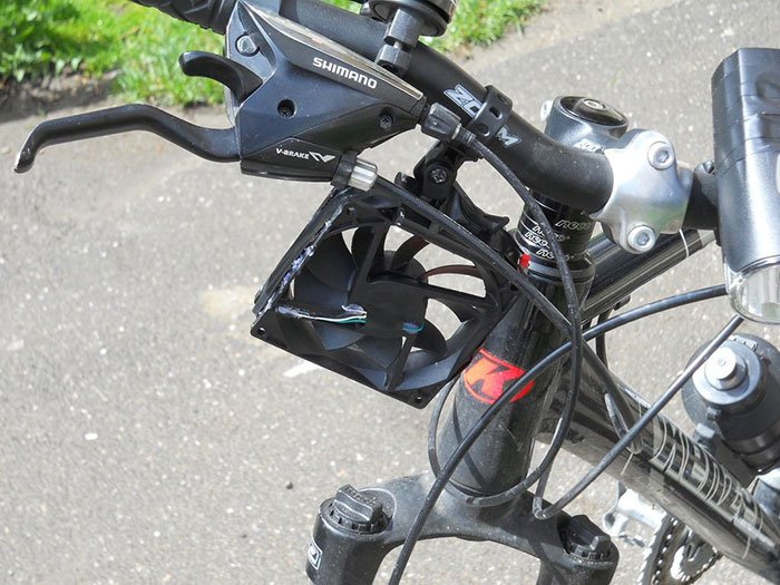 How to make bike charger for mobile