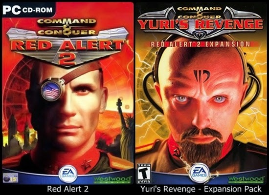 تحميل لعبة command and conquer red alert 2