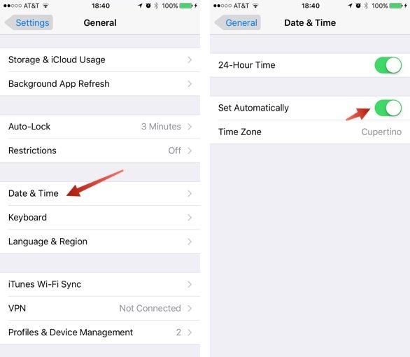 Date-Time-iOS