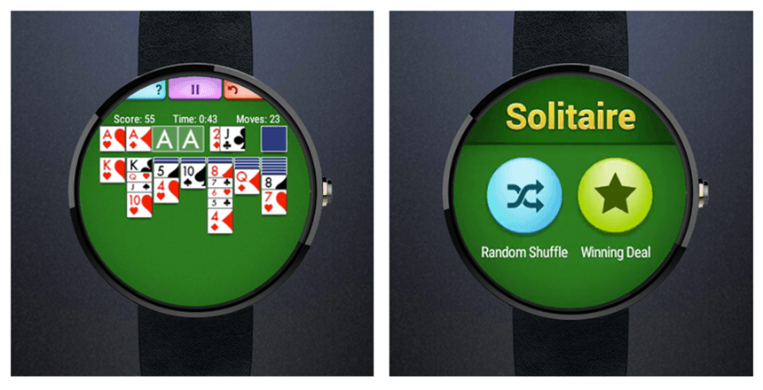 Solitaire_Wear_Screenshot
