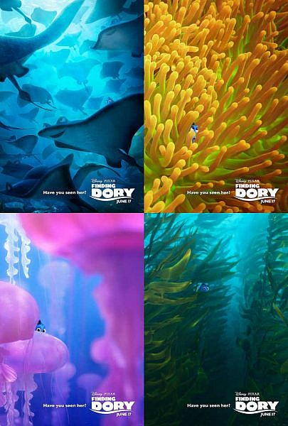 finding-dory-posters