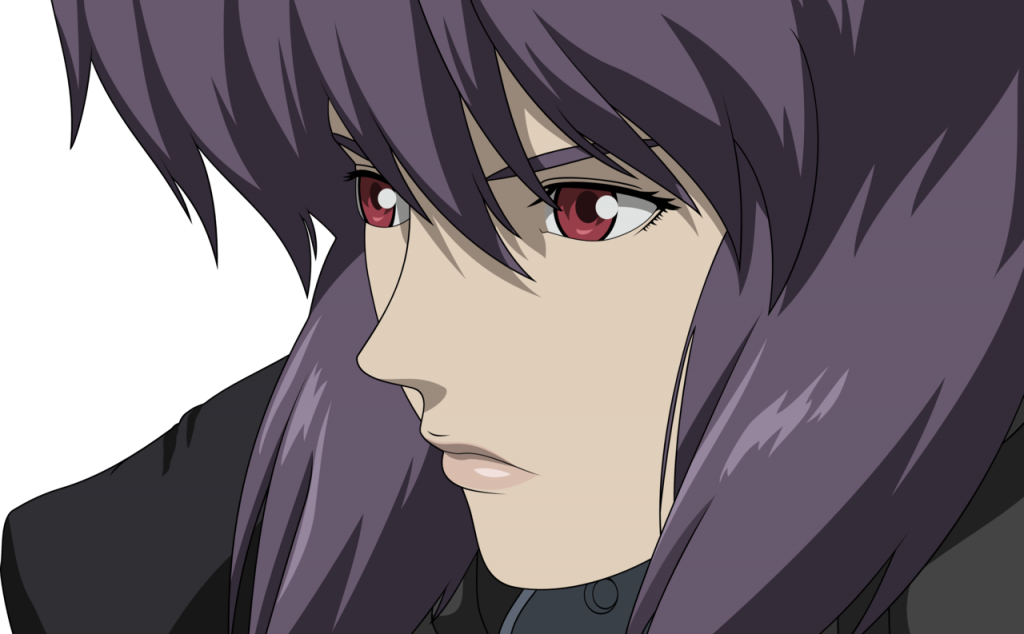 major_motoko_kusanagi_vector__daylight_version_by_xuuuxx-d581ihs