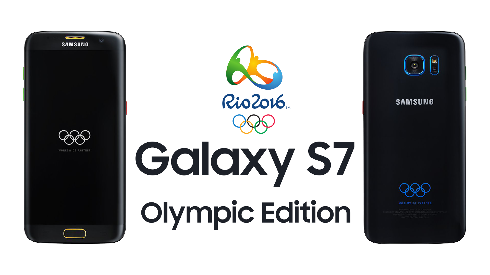 Samsung galaxy s7 edge olympic edition will unveil on july 7 mobile - Teaser Reveals July 7th Unveiling For The Samsung Galaxy S7 Edge Olympic Edition