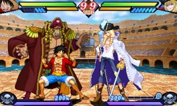 Game one piece zing me