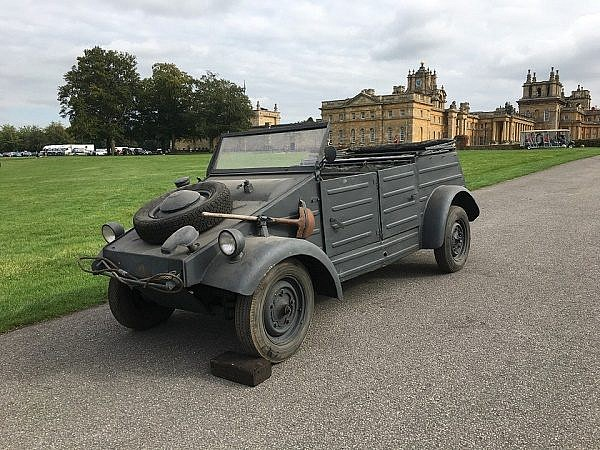 Picture Shows: GV, General Views September 20, 2016 Pictures show the Nazi eagle and swastika on license plates to be used on vehicles during filming of 'Transformers: The Last Knight' causing upset at Blenheim Palace the birthplace of Sir Winston Churchill in Oxfordshire, England. Blenheim was used during the second World War as a home for evacuated boys and the home guard then later used by the MI5. Work was underway today as the team behind Hollywood blockbuster 'Transformers: The Last Knight' prepare for some upcoming high octane scenes set at the Palace. Exclusive WORLDWIDE RIGHTS Pictures by : FameFlynet UK ¿ 2016 Tel : +44 (0)20 3551 5049 Email : info@fameflynet.uk.com