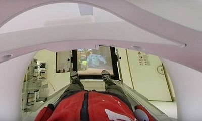 My MRI at King's - King's College Hospital - 01