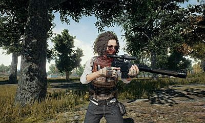 PlayerUnknown's Battlegrounds 01