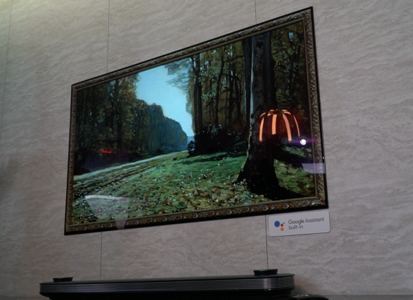 Sony Launches Bravia 4k Hdr Oled Tv In Thailand