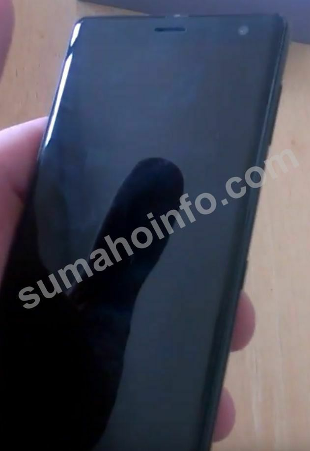 Sony-Xperia-XZ3-live-images