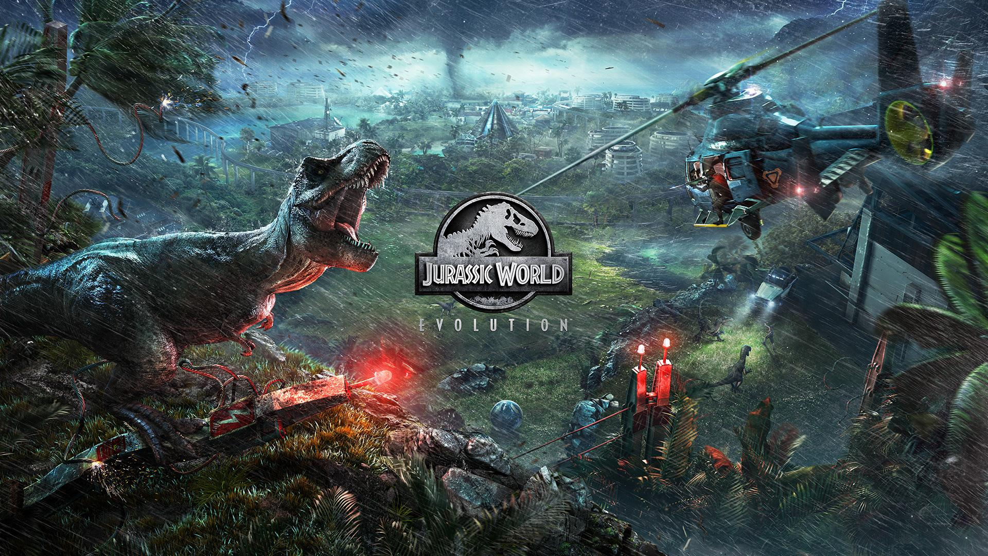 how to start a new game on jurassic world ps4