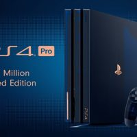 PlayStation®4 Pro 500 Millions Limited Edition
