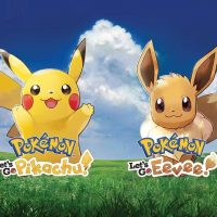 Pokemon: Let's Go, Pikachu! / Eevee!