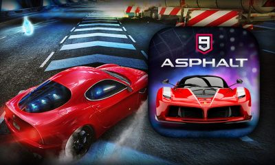 Asphalt 9 iOS iPhone XS iPhone XS Max