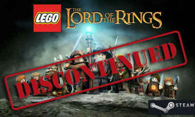Lego: The Lord of The Rings Steam