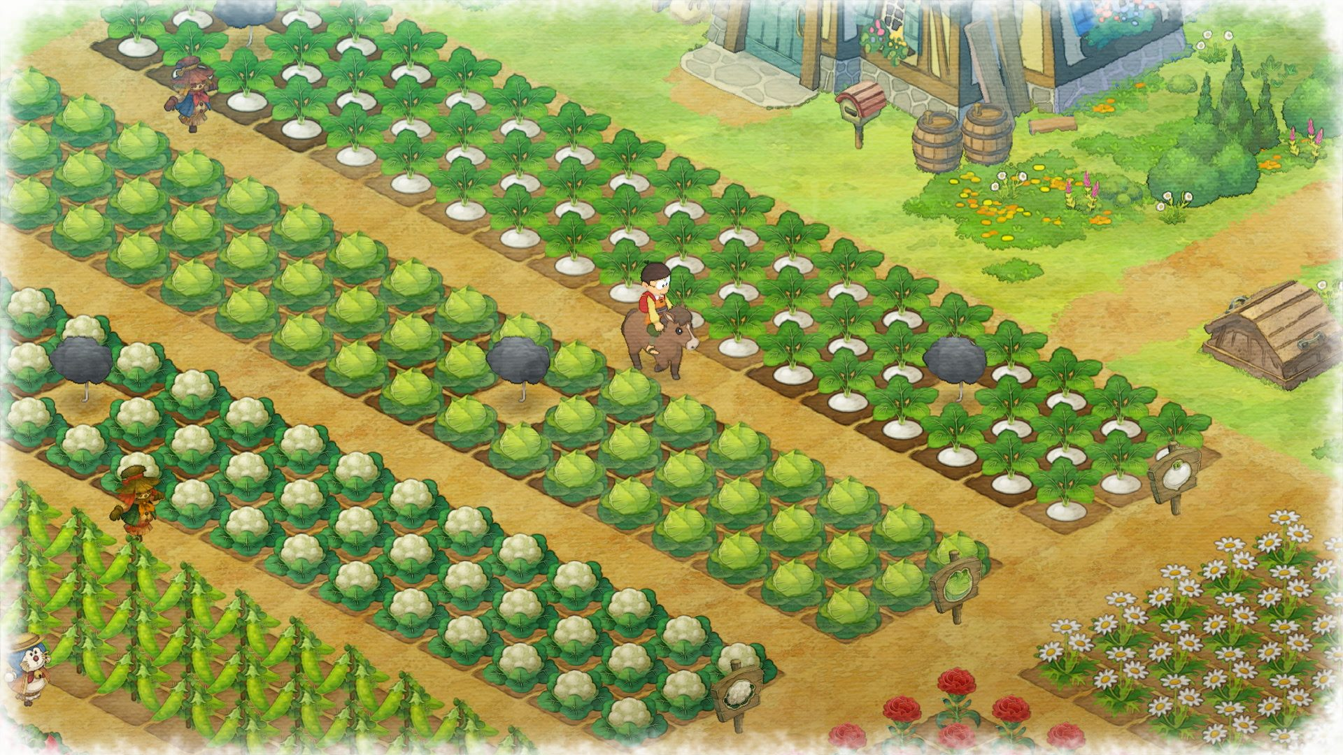 Doraemon_developed farm 2