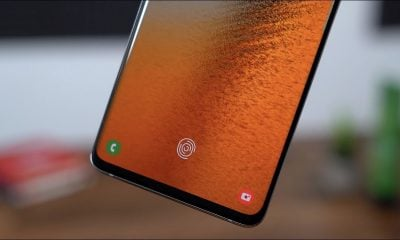 Samsung Galaxy S10 Ultrasonic Sensor