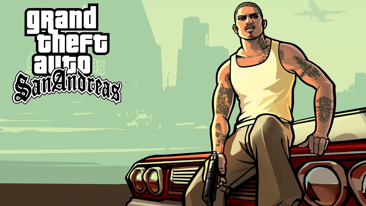 เกม Grand Theft Auto: San Andreas
