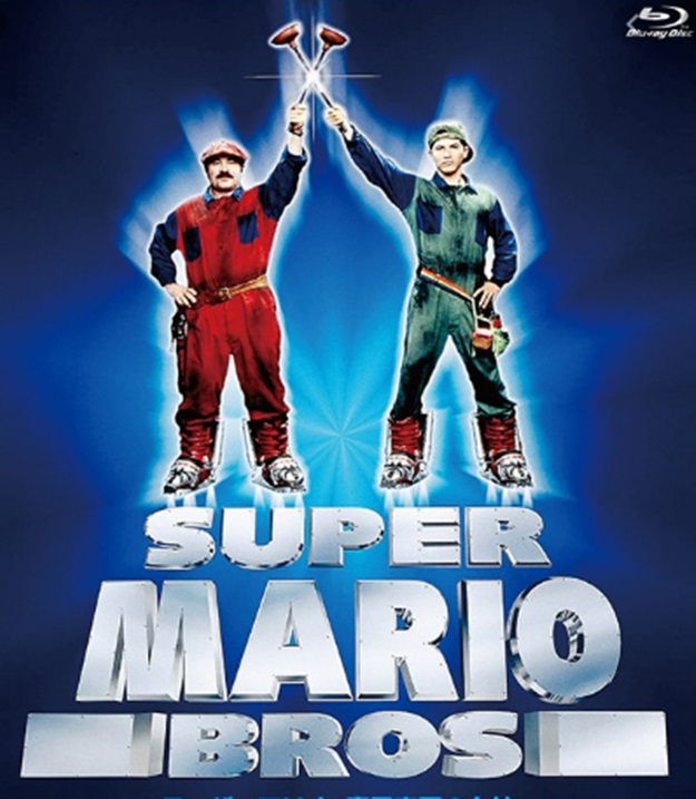 Super Mario Bros The Movie