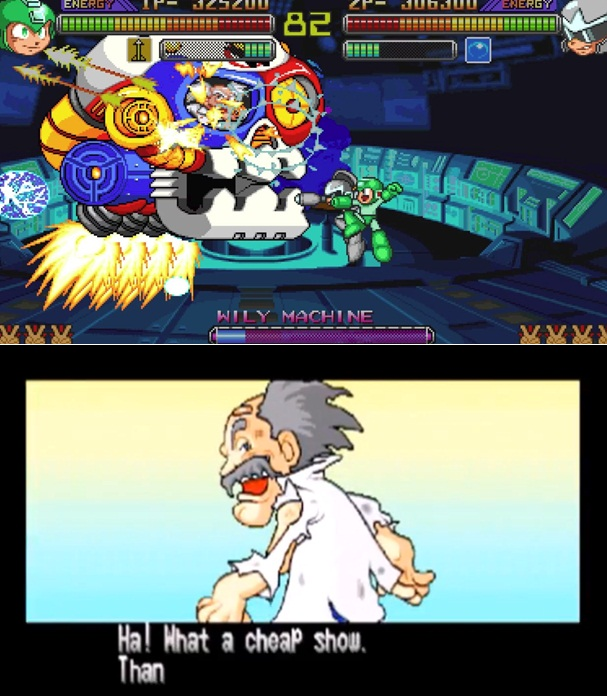 RockMan The Power Fighters 2