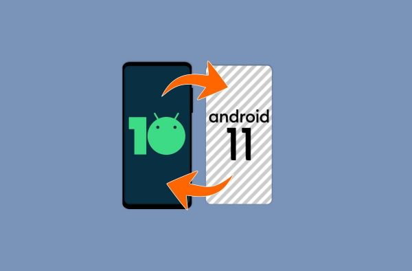Updating to Android 11