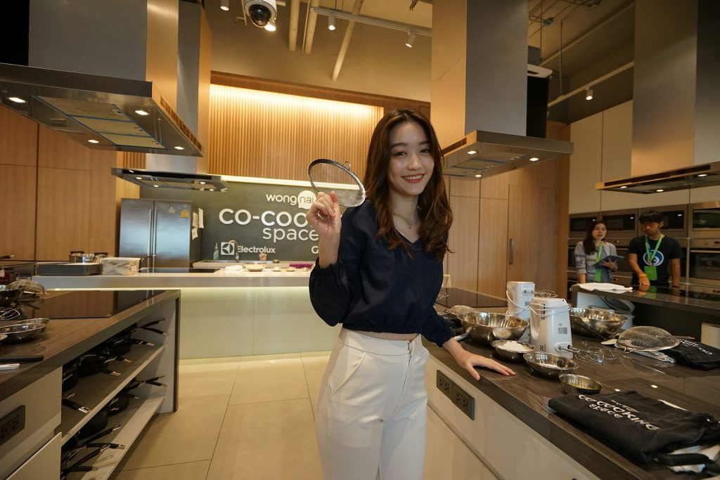Wongnai Co-Cooking Space