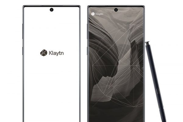 Samsung Galaxy Note 10 5G และ Galaxy Note 10+ 5G เวอร์ชัน KlaythPhone