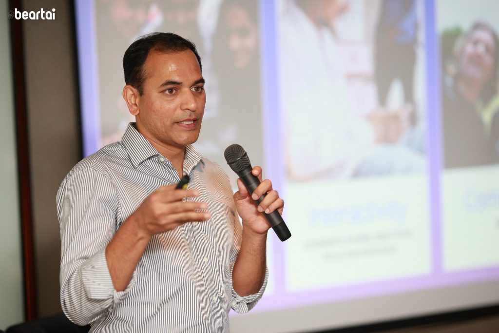 Paresh Rajwat – Head of VDO Products