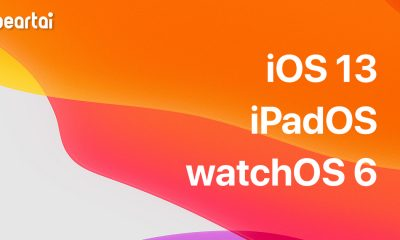 iOS 13 iPadOS watchOS 6