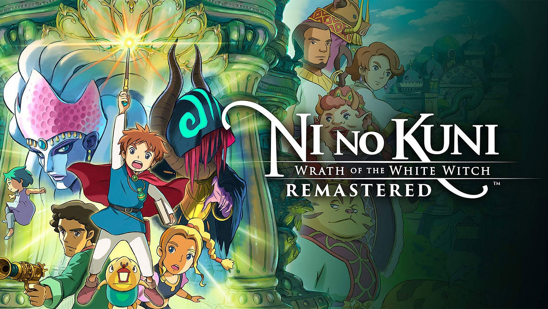 เกม Ni no Kuni: Wrath of the White Witch