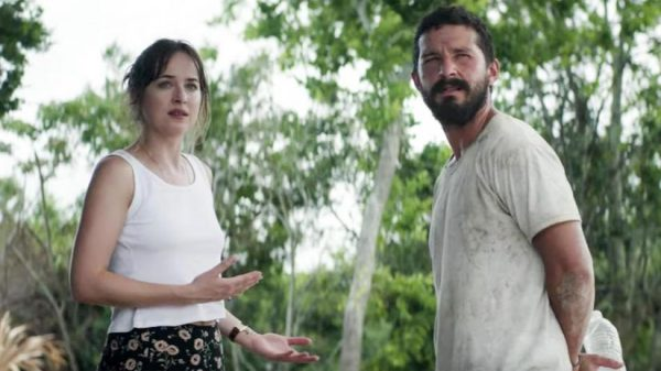 Dakota Johnson และ Shia LaBeouf
