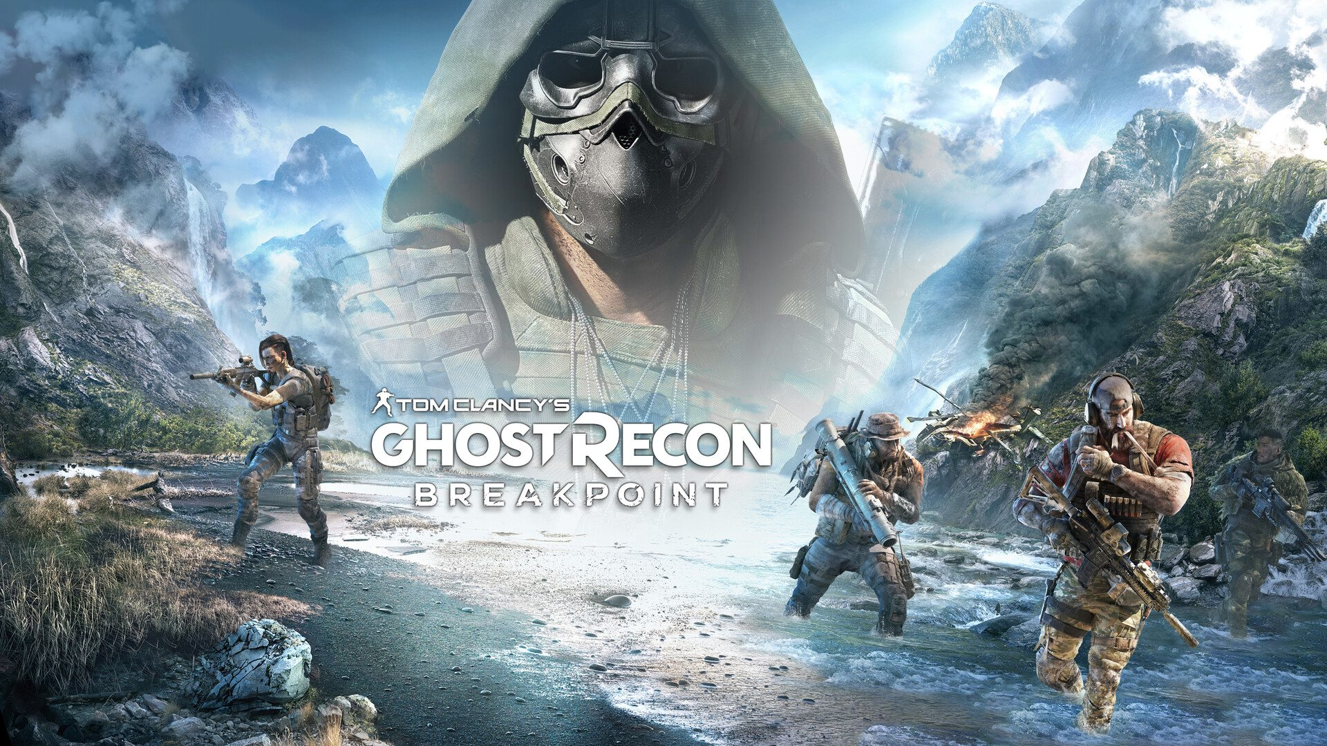 เกม Ghost Recon: Breakpoint