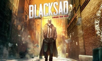 เกม Blacksad: Under the Skin