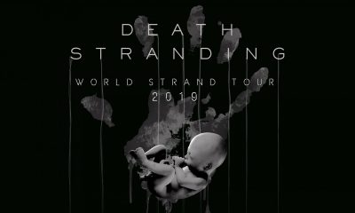 Death Stranding World Strand Tour 2019