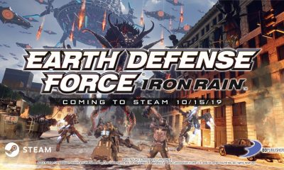 เกม Earth Defense Force: Iron Rain
