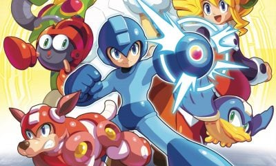 Mega Man 1-11: The Collection