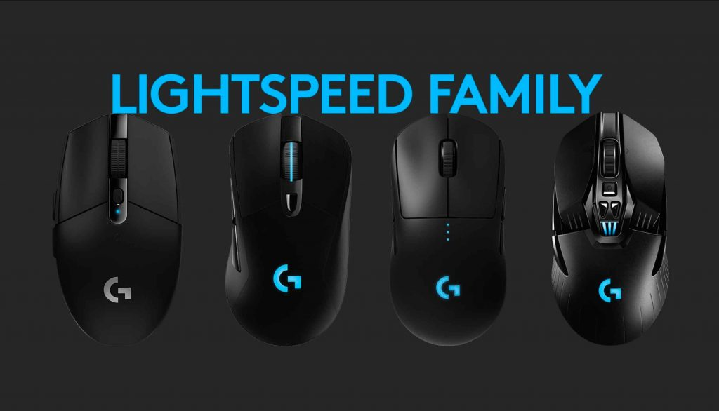 G Pro Wireless Mouse Lightspeed