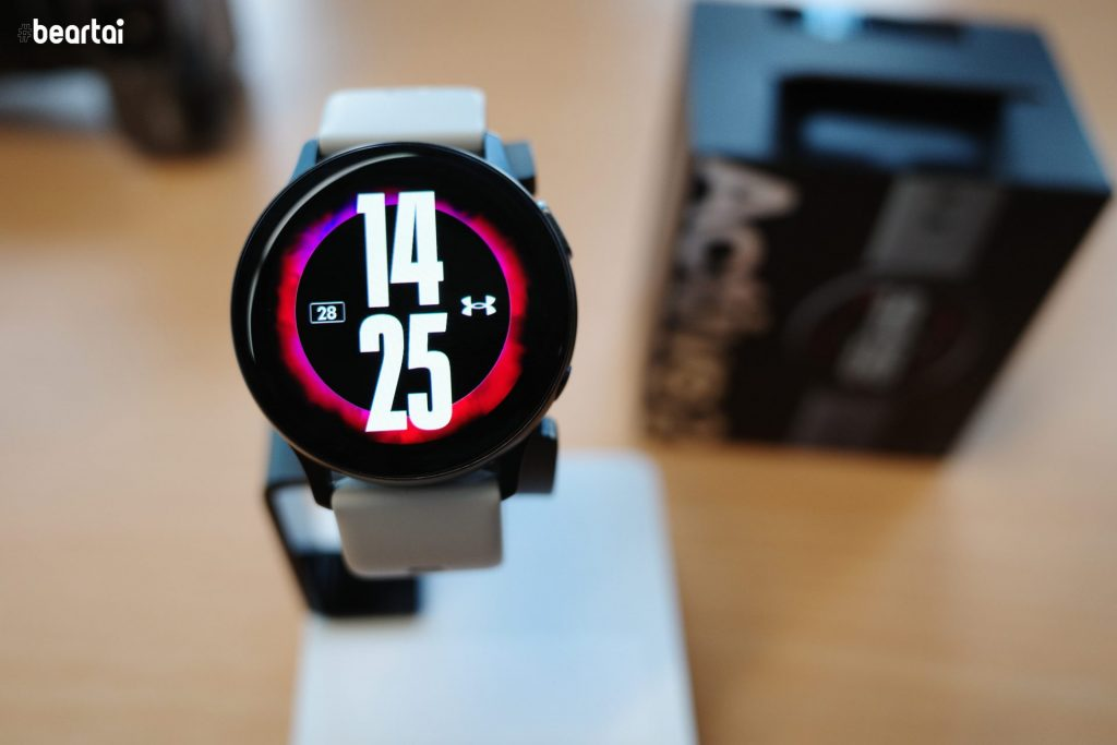 Samsung Galaxy Watch Active 2 Under Armour Edition