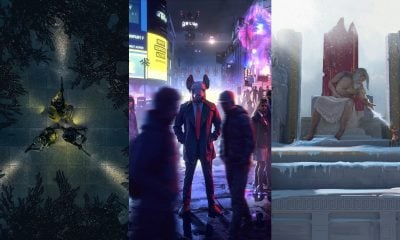 เกม Gods & Monsters , Watch Dogs: Legion และ Rainbow Six Quarantine