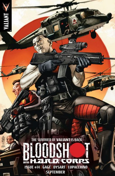 Comics Bloodshot
