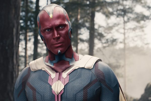 Vision ใน Age of Ultron