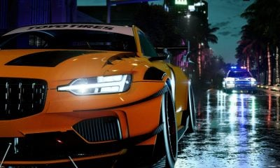 เกม Need for Speed Heat