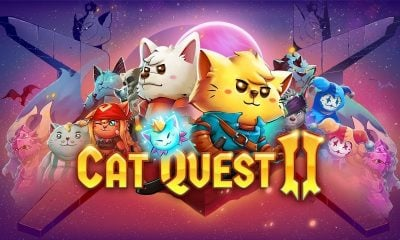 เกม Cat Quest II