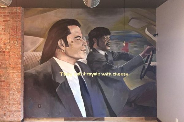You know what they call a Quarter Pounder with Cheese in Paris? They call it a Royale with cheese