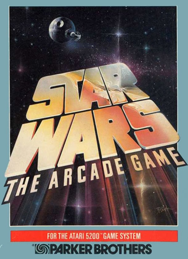 Star Wars The Arcade Game